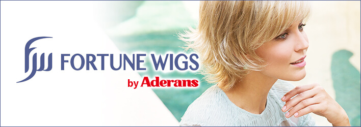 Fortune Wigs by Aderans website
