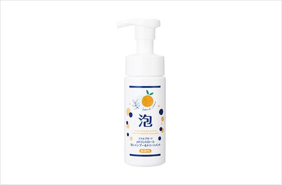 Scalp Guard pH Control Bubble Shampoo & Treatment