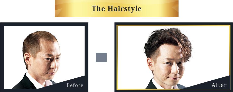 Hair Evolution LEGEND STYLE03