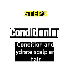 HairRepro STEP03 Conditioning