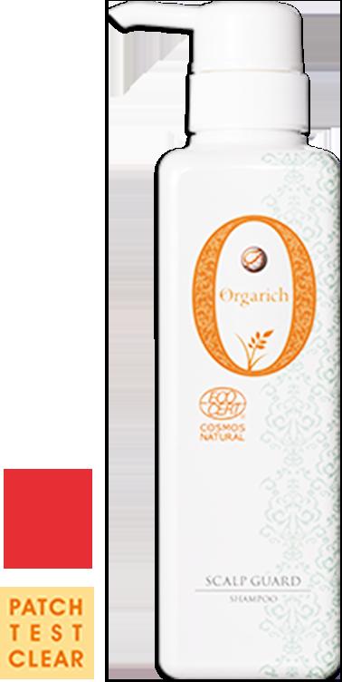 Orgarich洗发水【370mL】
