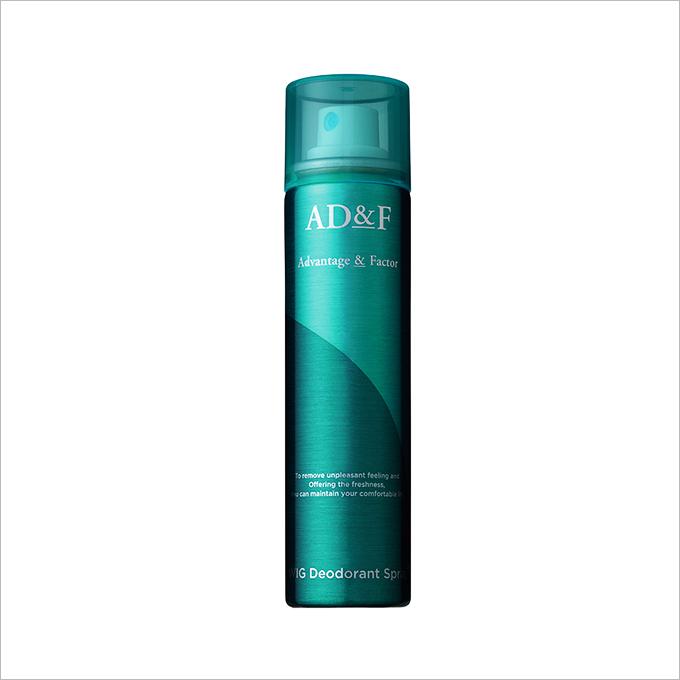 AD& F Wig Deodorant Spray +