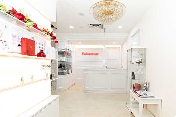 ADERANS SINGAPORE SALON