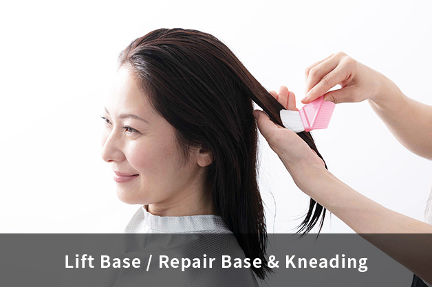 Lift Base / Repair Base & Kneading