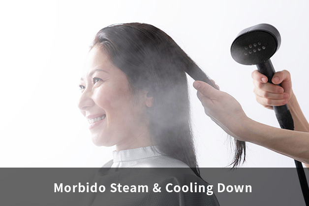 Morbido Steam & Cooling Down