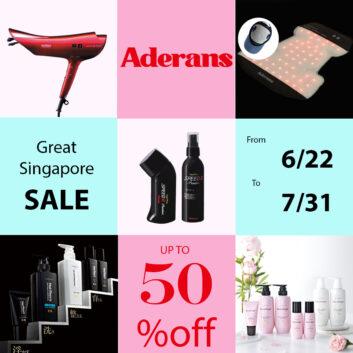 ✨ 2021 Great Singapore Sale✨